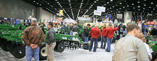Sioux Falls Farm Show exhibits