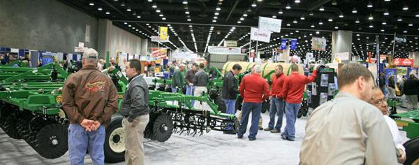 Sioux Falls Farm Show exhibits